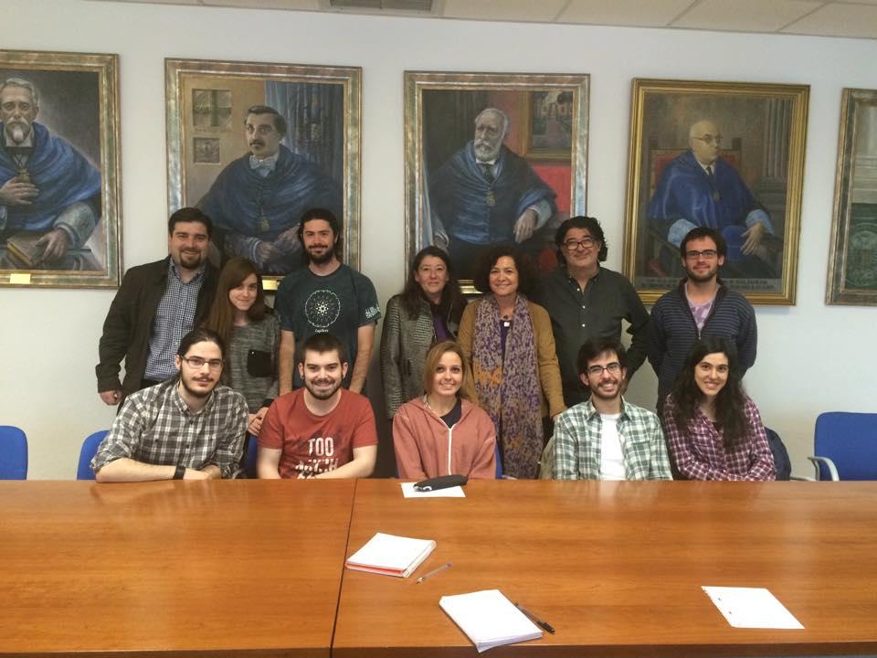 Reuni n con representantes de asociaciones de estudiantes - Comedores universitarios ugr ...