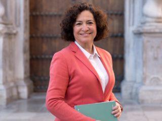 """La candidata a Rectora pide """"un apoyo mayoritario y contundente"""" para revalidar su cargo"""