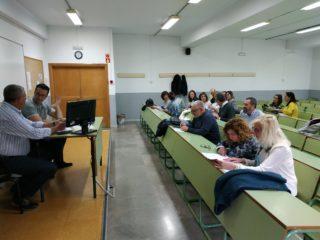 Arrancan los grupos de trabajo para definir el programa electoral de Pilar Aranda