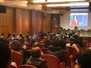 Pilar Aranda desgrana en una reunión con el PAS el desarrollo de la nueva RPT