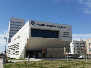 Acto Facultad de Ciencias de la Salud