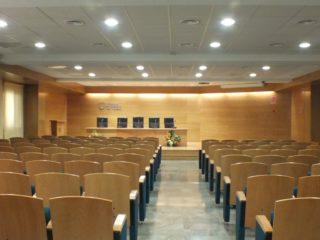 Acto Facultad de Relaciones Laborales y Recursos Humanos